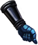 Blue Dwarf Gloves